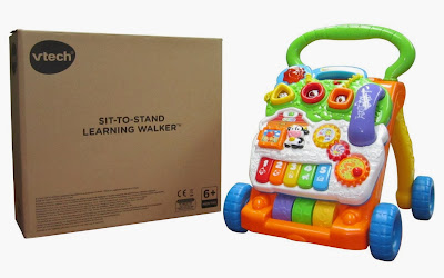 Vtech Sit-To-Stand Learning Walker box
