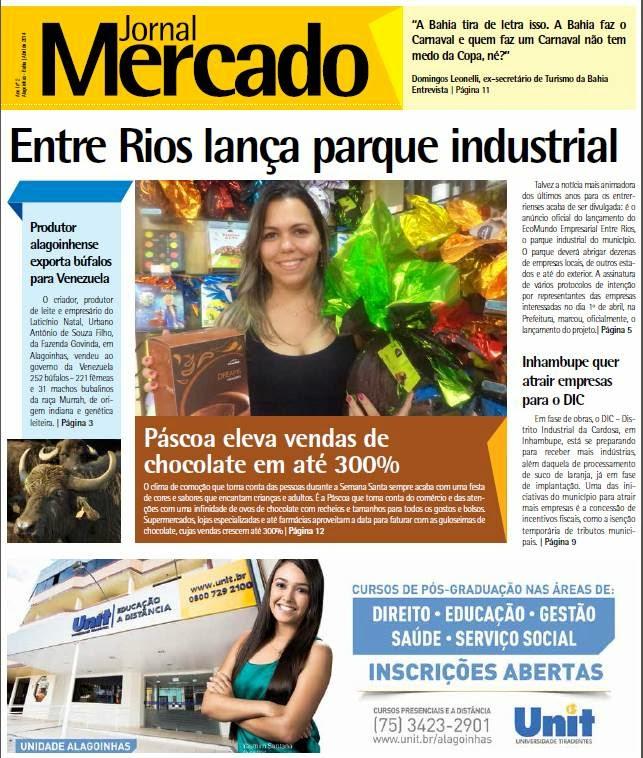 Jornal Mercado 2ª Edição