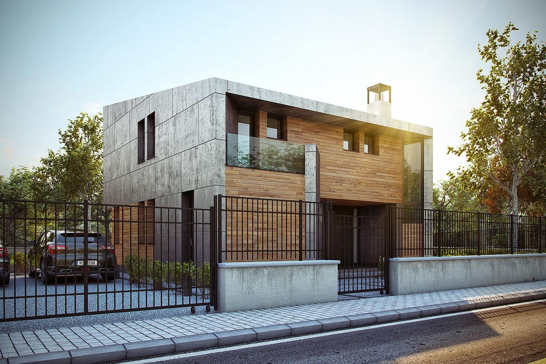 konsep desain rumah minimalis