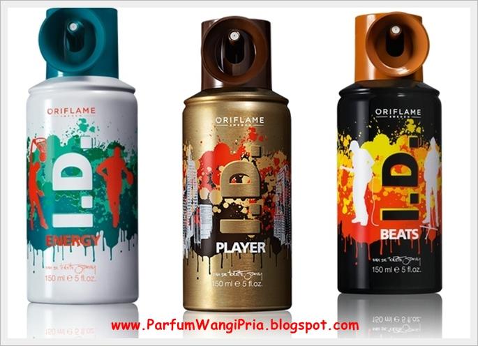 Parfum Wangi Pria - Jenis Parfum Terbaru I.D EdT | Heni Bakara 0813 8839 6003
