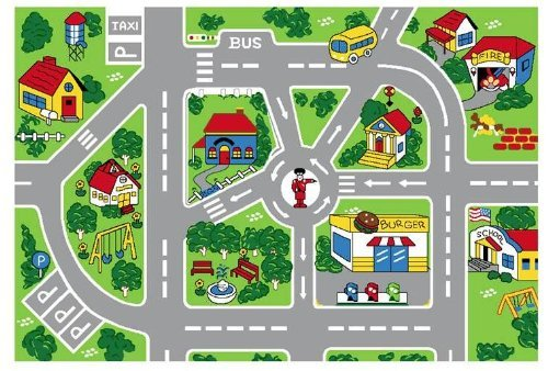 Amazing Rugs For Your Child Ideas For Home Decor - Kids road map