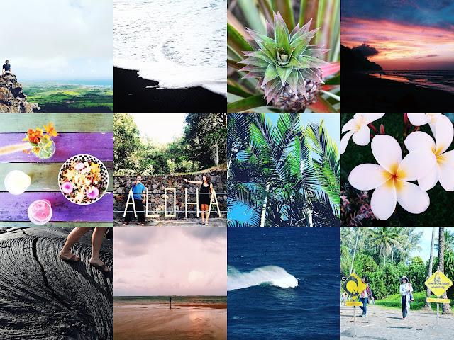 Deux mois à Hawaii