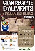 3r. RECAPTE D'ALIMENTS