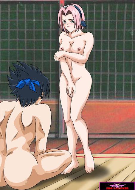 Sasuke Desnudo
