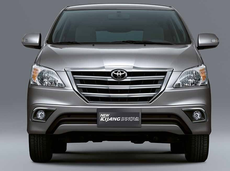 New Toyota Innova Price, Specification and Review