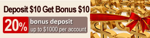 Join FXOptimax for 20 USD real money Forex no deposit bonus