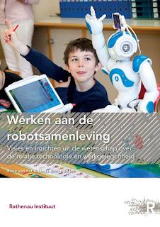 De robotsamenleving. Hoe gaan we daar als samenleving mee om?