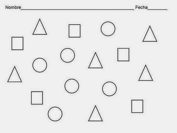 Educación Infantil con TIC: Figuras geométricas