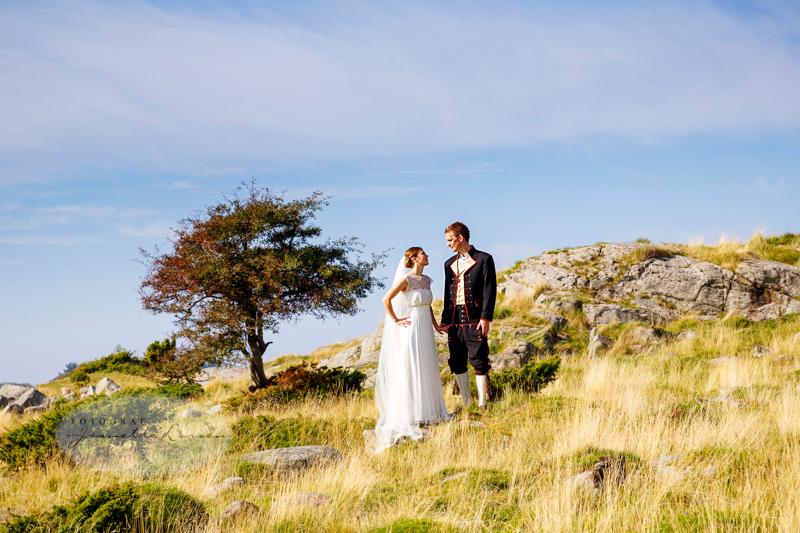 Rennesøy, bryllup, Utstein Kloster