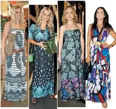 modelos de vestidos coloridos para baixinhas - fotos e dicas