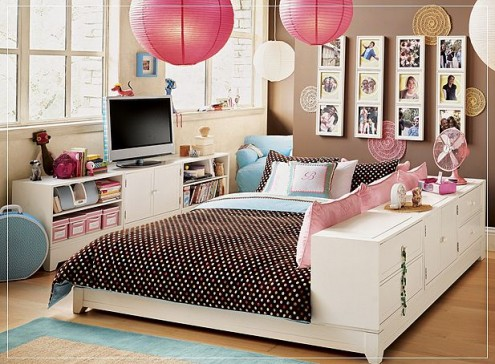 Janssen Interiors: Teen Bedroom, Tween Bedroom, Kids Bedroom ...