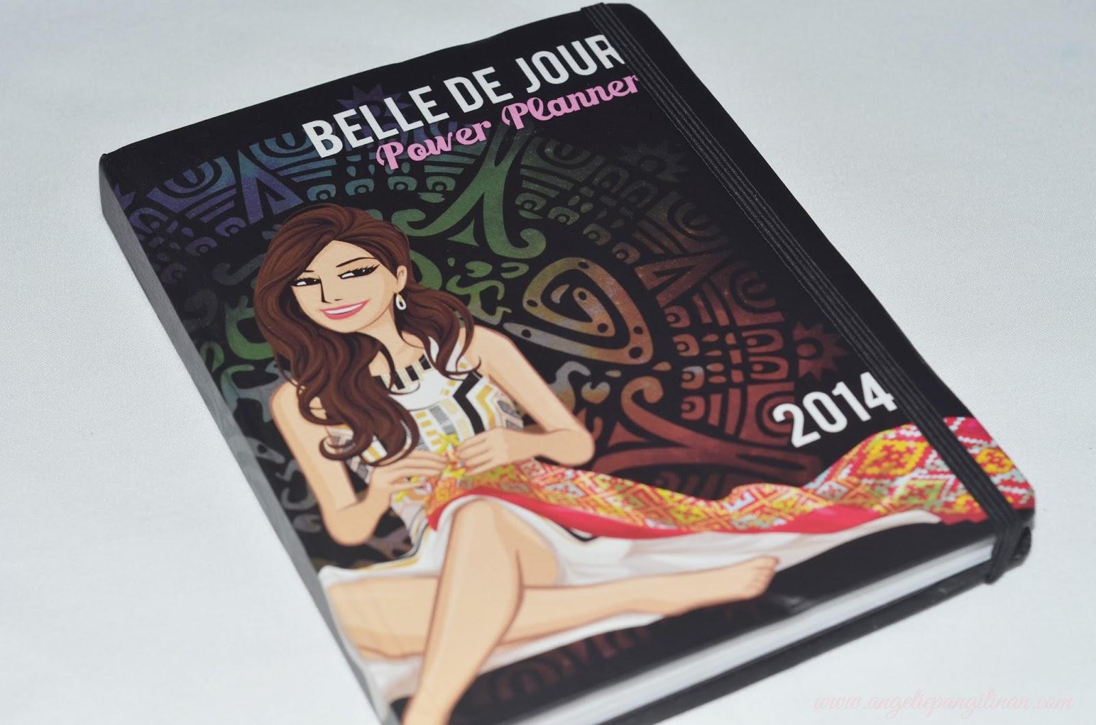 2014 Belle De Jour Power Planner