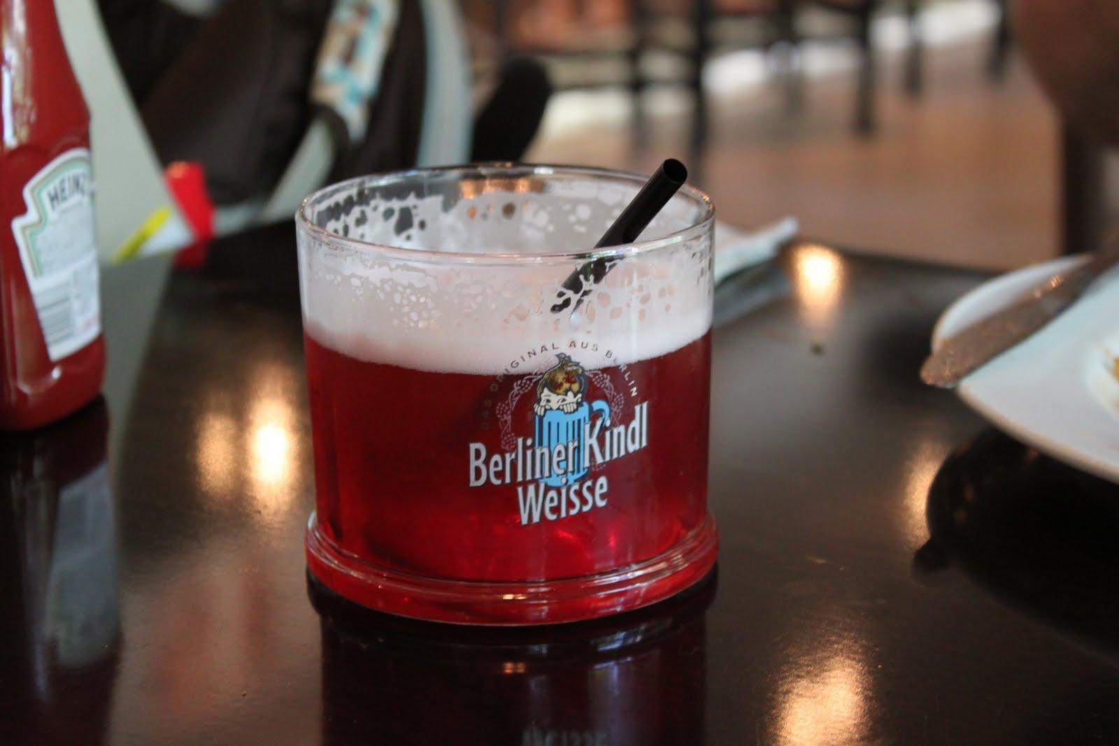 beer drinker with a triathlon problem special beer review berliner kindl. Black Bedroom Furniture Sets. Home Design Ideas