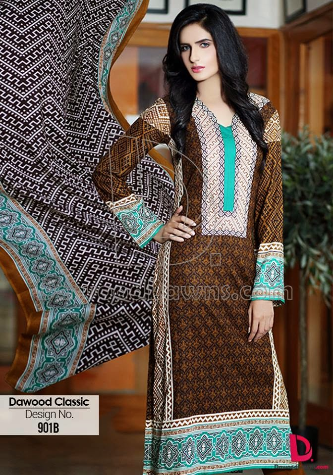 Dawood summer dress collection