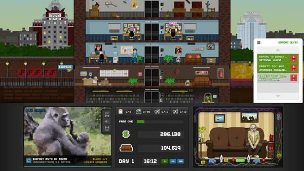 Empire TV Tycoon PC Game Español