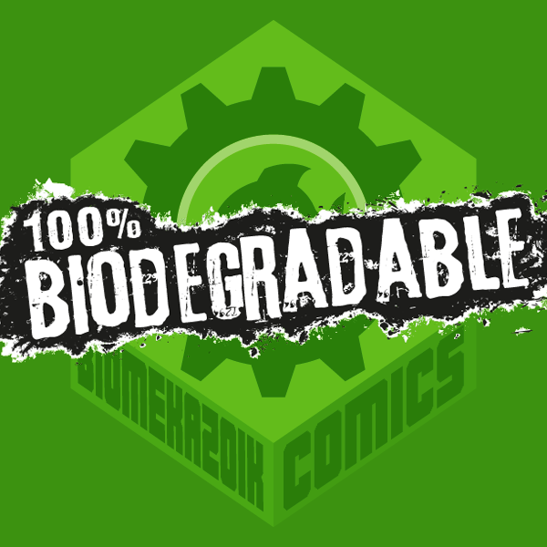 Follow 100% Biodegradable on Facebook