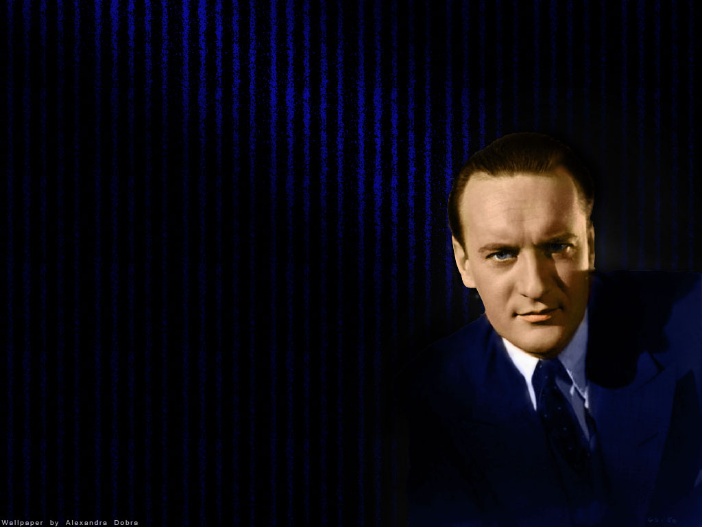 George Sanders - Wallpaper Image