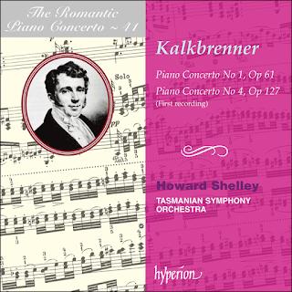 Frédéric Kalkbrenner - Piano Concertos Nos 1 & 4