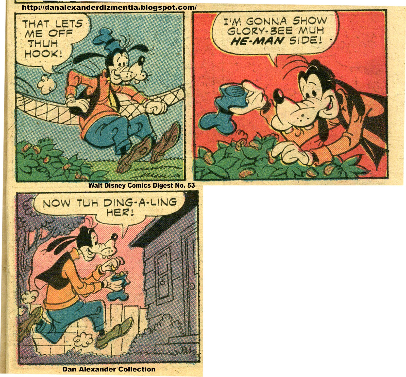 Here Is Proof That Goofy Truly A Dog