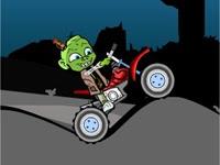 Zombie Baby Biker | Juegos15.com