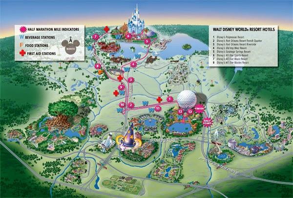 Disney Princess Half Marathon 2015 |Magical Marathon | Disney Marathon ...