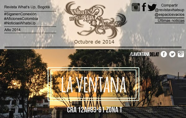 La-Ventana-AlóJaguar-Dubclat-Collective-Elsa-y-Elmar-Lútrec-Programación-octubre-2014