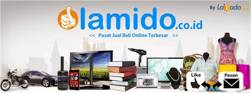 Inilah Produk yang ditawarkan Lamido.co.id - Dicoba.Info