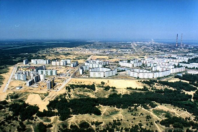 Наше місто - Енергодар