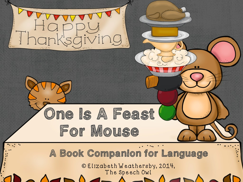 one is a feast for mouse a book companion for language click here to introduce my kiddos to this book here is how i am going to use this book in