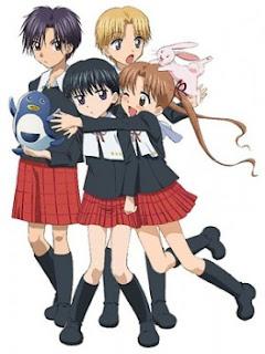 Gakuen Alice anime manga