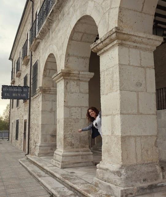 santuario el henar fachada