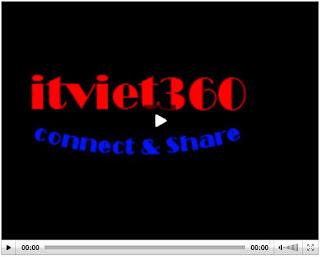 Chèn Logo vào video trực tuyến, Code chèn Video cho Website, blog