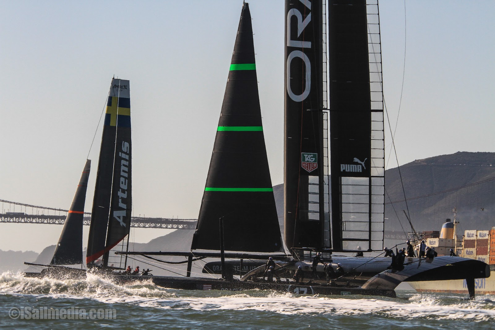 Oracle Racing News We will be back