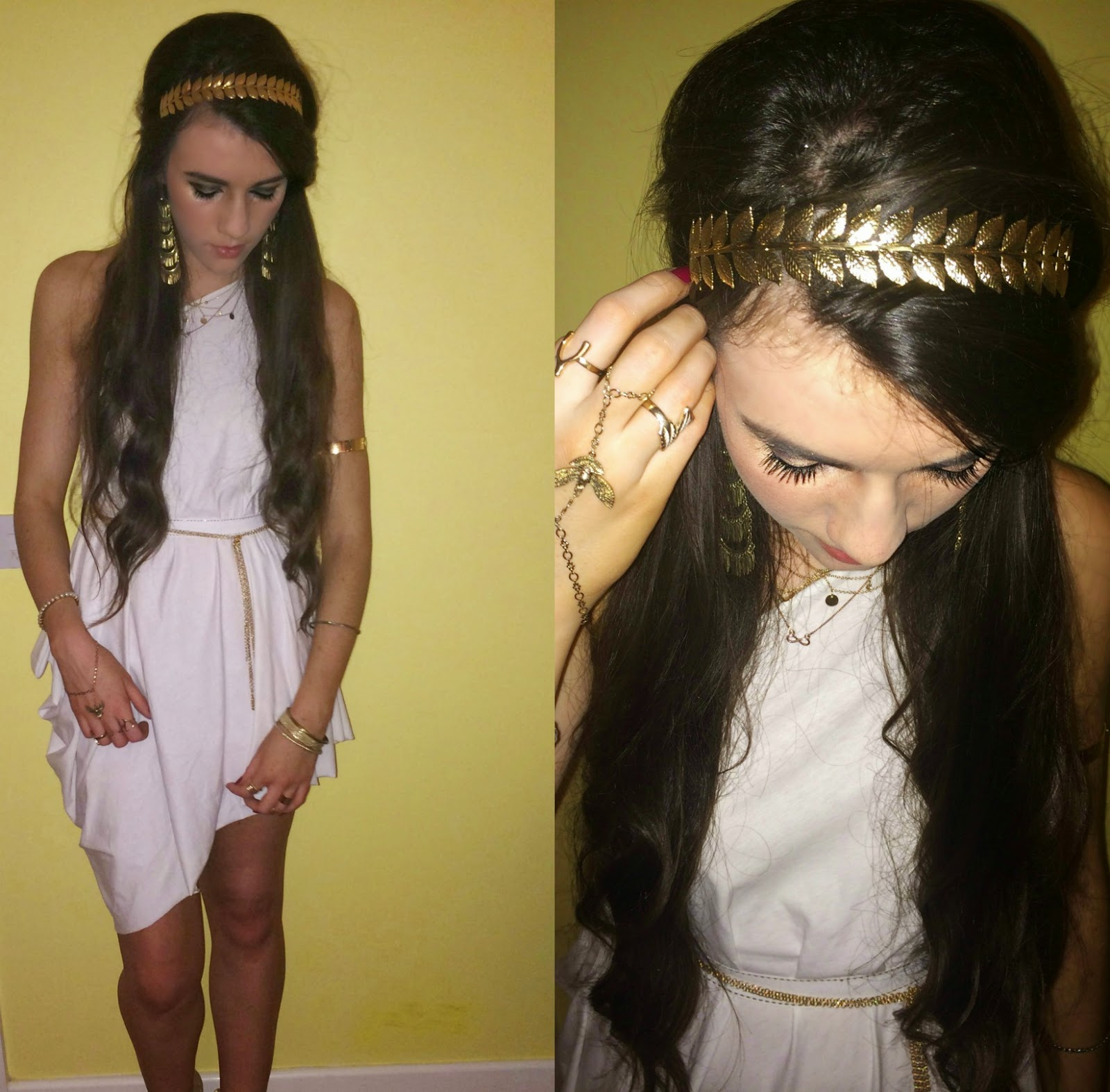Halloween Greek Goddess Katie O Brien