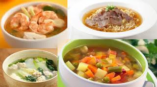 menu makanan saat musim hujan