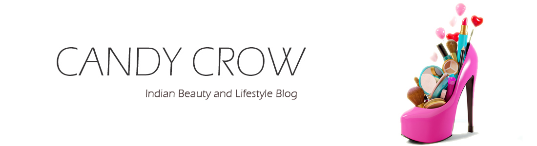Candy Crow | Top Indian Beauty and Lifestyle Blog from Chennai