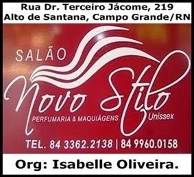 Salão Novo Stilo - Campo Grande/RN