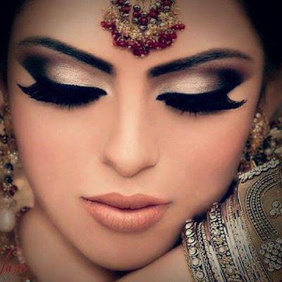 Le maquillage à l'oriental