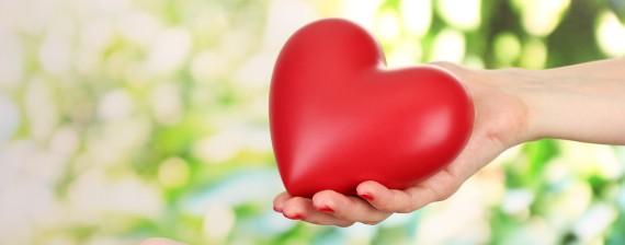 Meu coração em tuas mãos