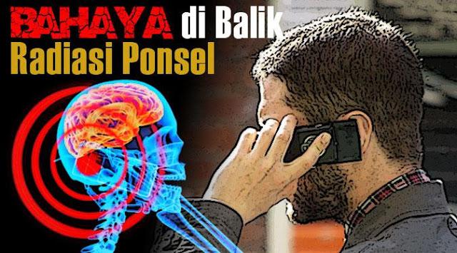 Trik Sederhana agar Kamu Terhindar dari Radiasi Ponsel!! Begini Caranya..