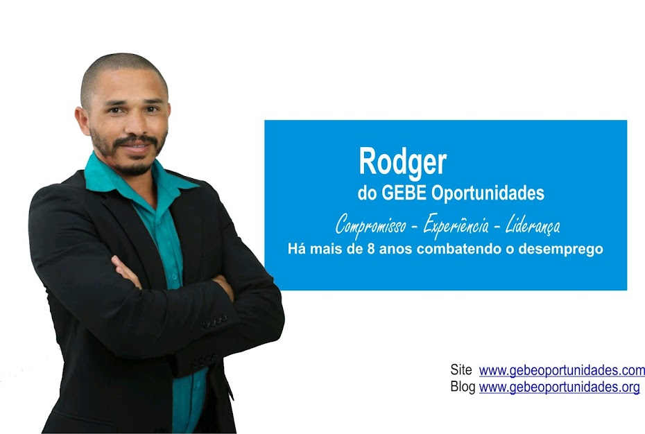 Rodger do GEBE Oportunidades