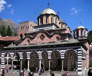 World Heritage Rila Monastery Bulgaria
