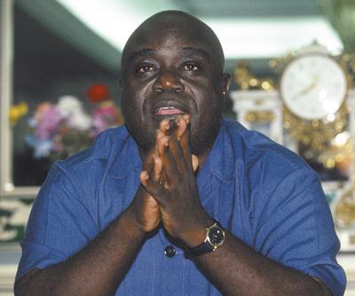 Laurent - Désiré Kabila