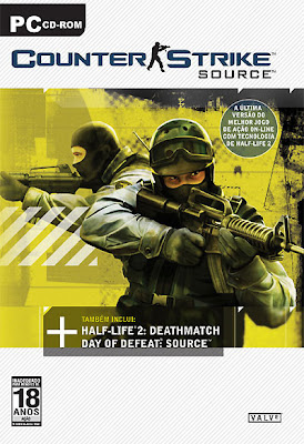Free Full Counter Strike: Source Download