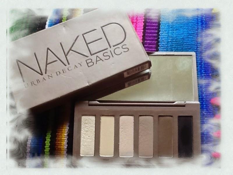 Palette Occhi Naked Basics