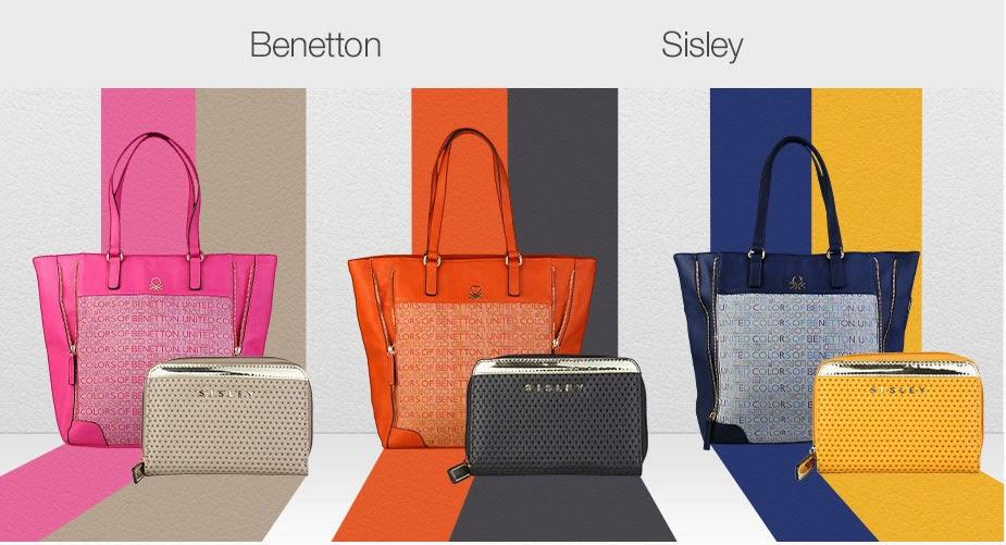 Portada de la oferta de Benetton y Sisley ¡los más baratos!
