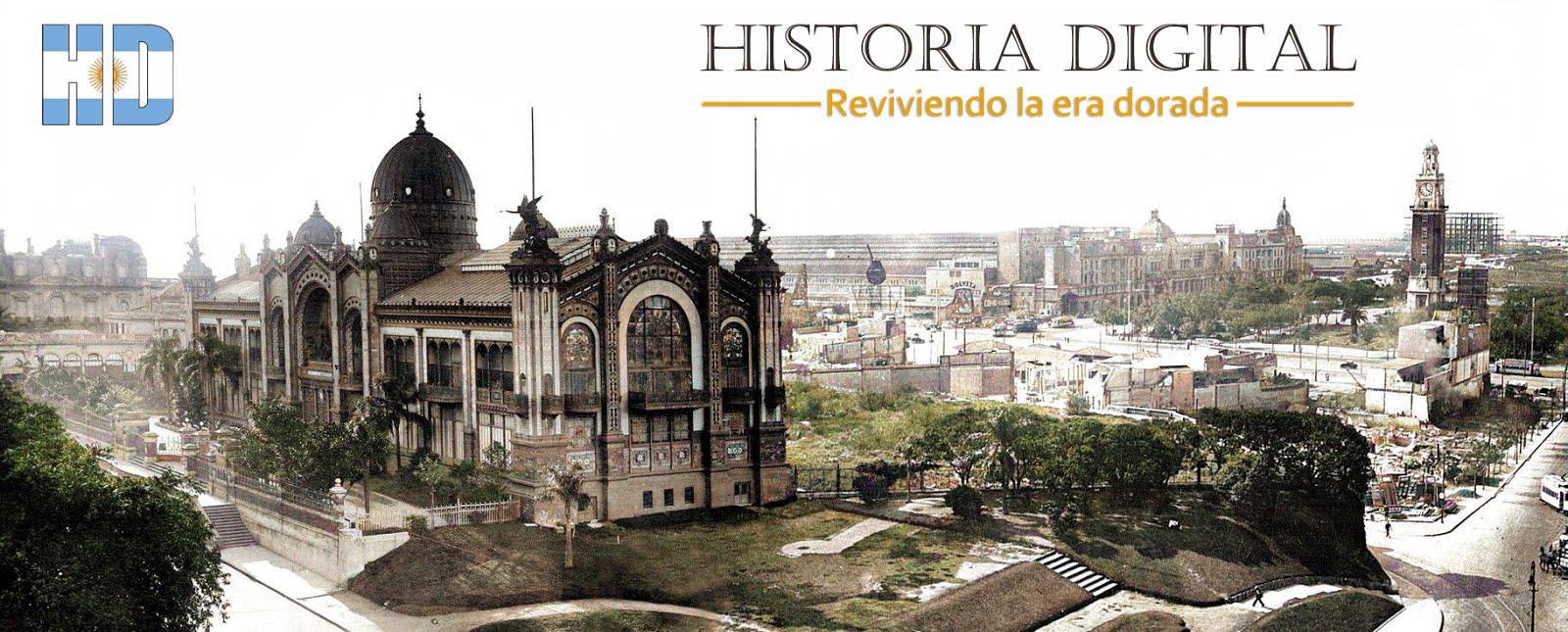 Historia Digital - Mapas