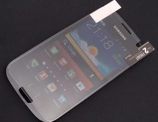 Samsung GALAXY S3 Screen Protector Supposedly Confirms 4.8'' Display