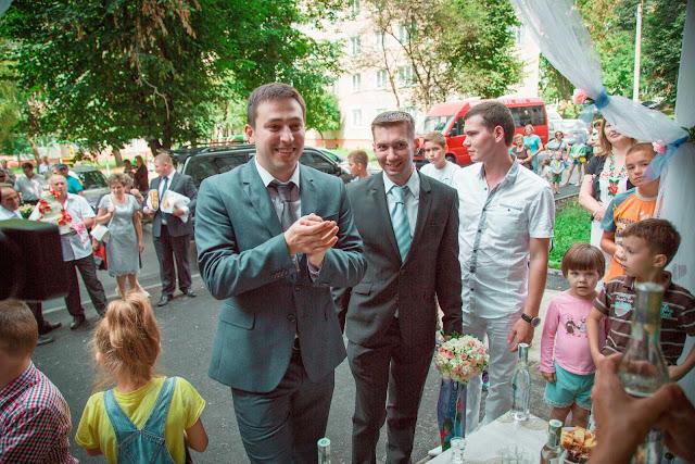 Торгівля за наречену на українському весіллі