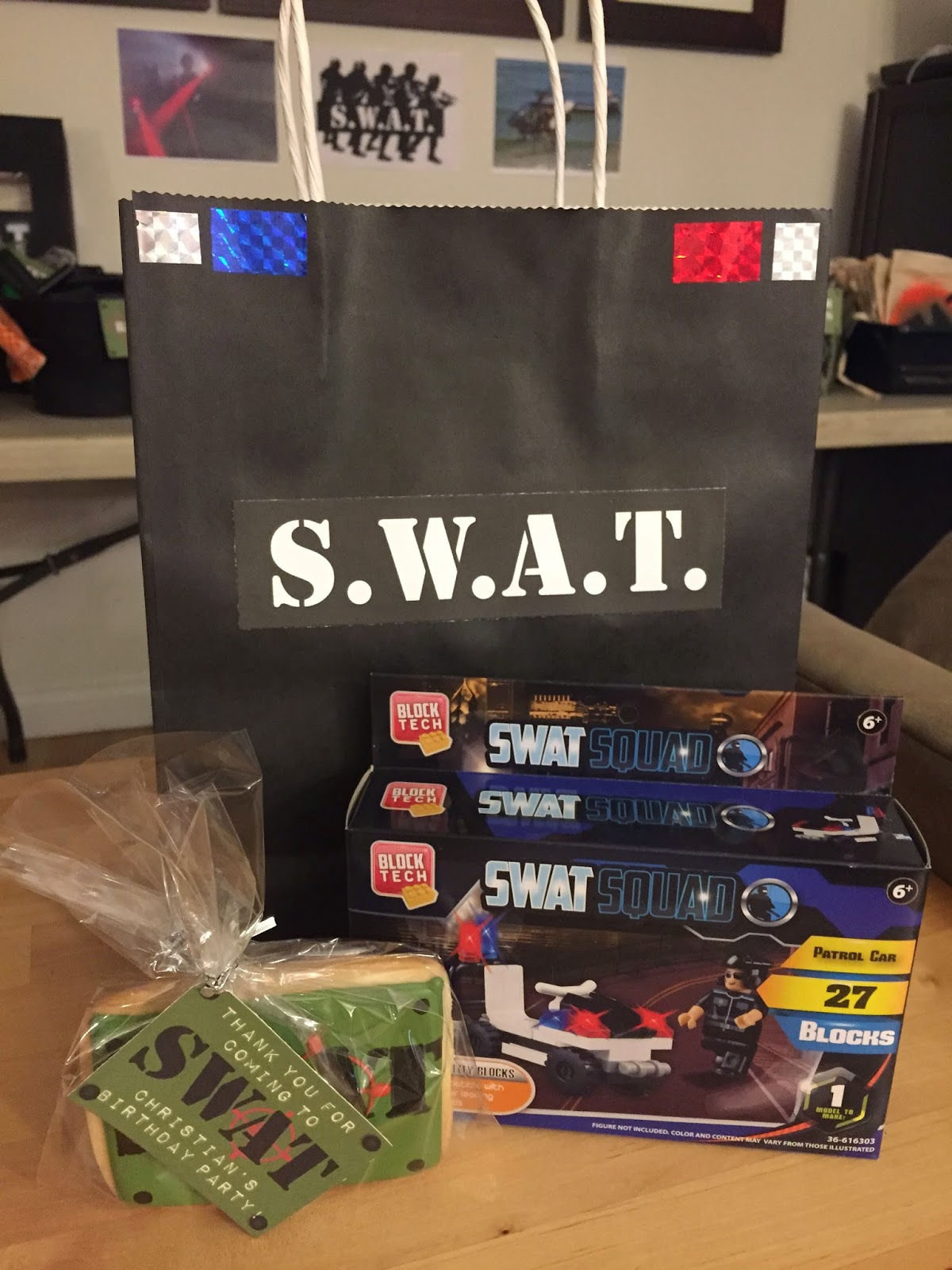 Project Mommie Swat Nerf Battle Birthday Party Preview